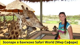 САФАРИ ВОРЛД БАНГКОК #1 | #SAFARI_WORLD_BANGKOK видео экскурсия. Паттайя 2016 (12 часть, 8 день)(15.01.16 г Safari World Bangkok экскурсия из Паттайя. Первая часть https://youtu.be/to-H0XOU3AM Подписывайтесь на канал https://www.youtube.com/us..., 2016-03-05T01:22:38.000Z)