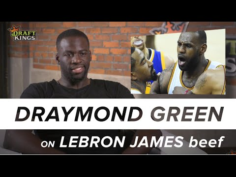 One on One with Draymond Green - Is the beef with LeBron real?
