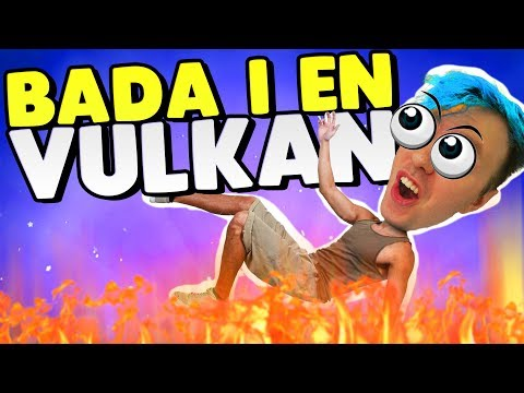 Kan man bada i en vulkan? | Suicide Guy På Svenska #12
