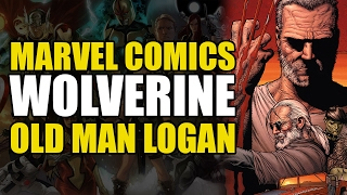 Wolverine/Logan vs All The X-Men (Old Man Logan)