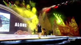 Kelly Clarkson - Stronger - Chung Kết Hoa Hậu Việt Nam 2014 YouTube