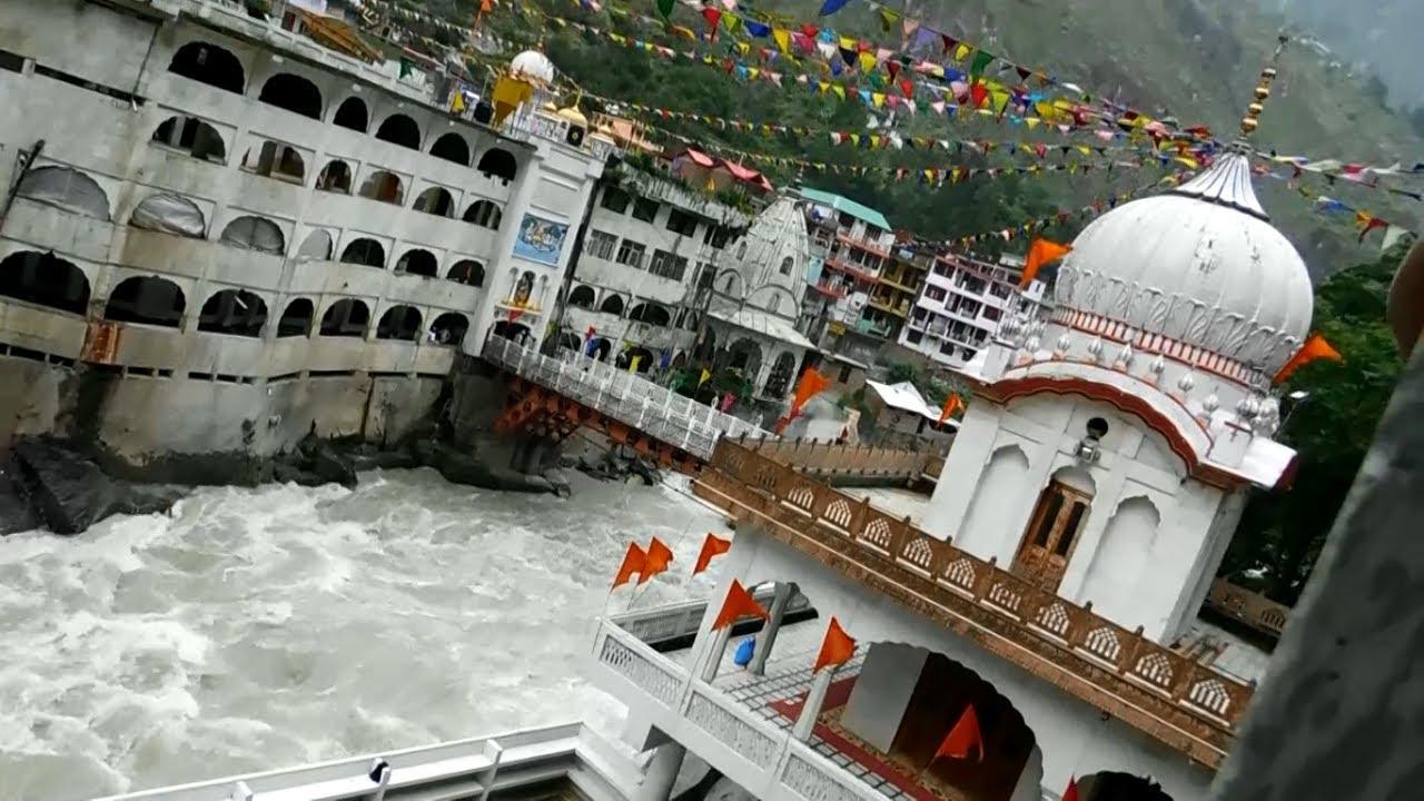 Northeast Road Trip >> Manikaran Sahib Gurdwara Full View, Parvati Nadi,Hot Water ...