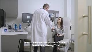 💙 Denver Health Downtown Urgent Care