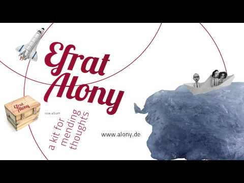Efrat Alony- we sail away
