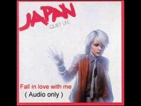 Japan - Fall in  love with me