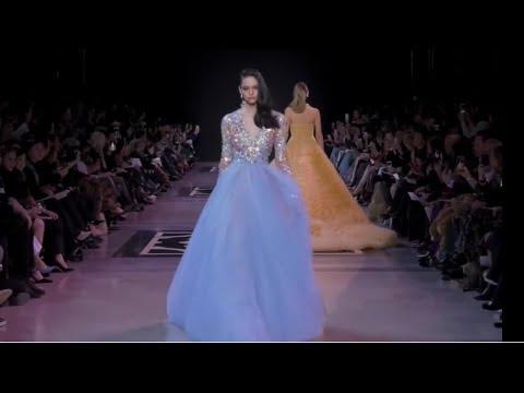 Georges Hobeika Haute Couture Spring Summer 2019 Paris