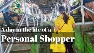 FEATURE | A Day in the Life of a Personal Shopper