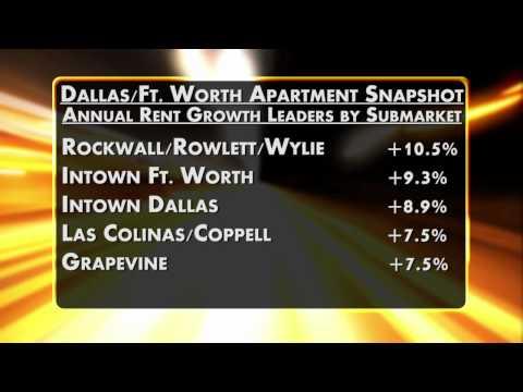 Dallas Rental Market Jumps Ahead of Fort Worth-Apartment Market Dynamics