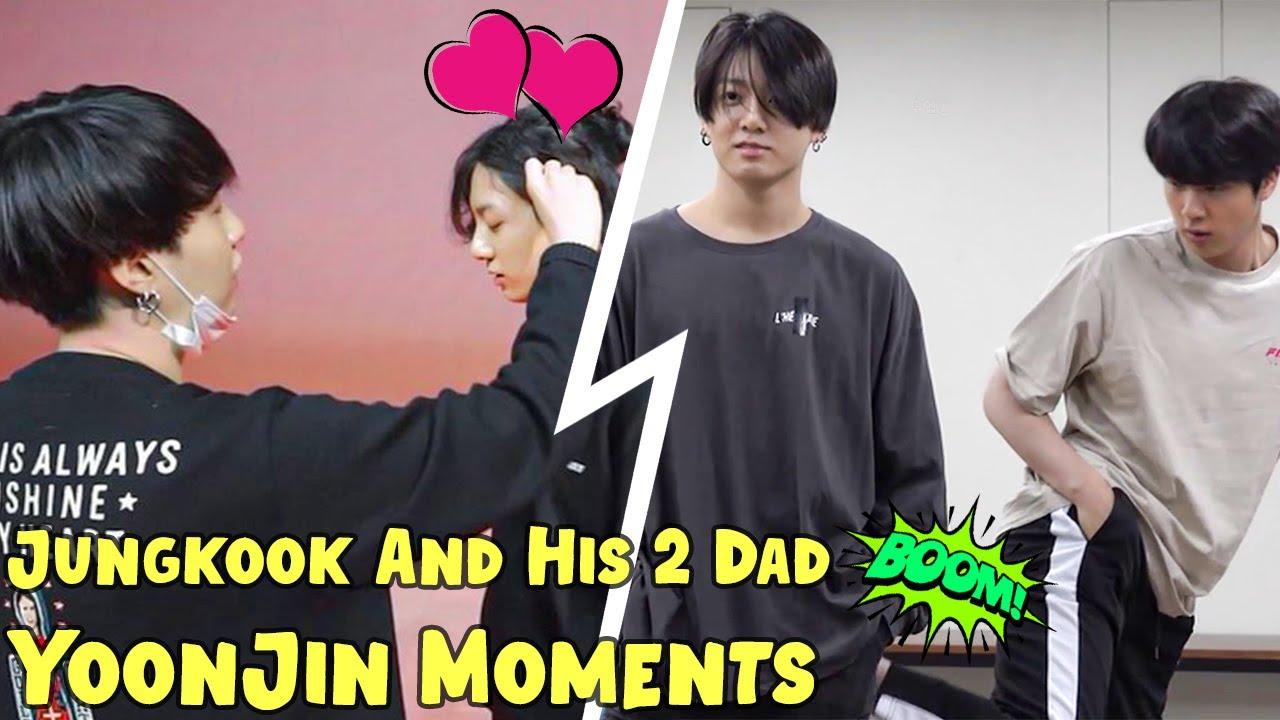 Jungkook And His 2 Dads YoonJin