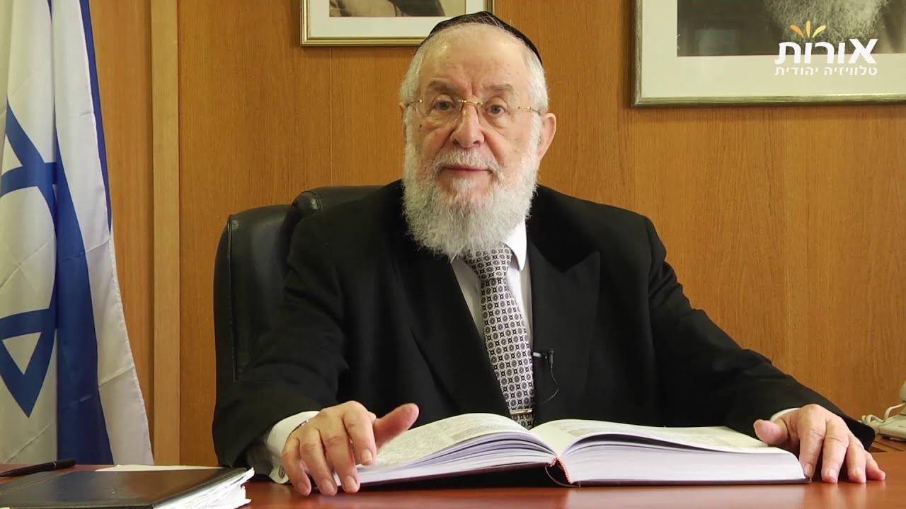Do scholars have to pay at the grocery store?/Rabbi Lau on Parashat Bemidbar