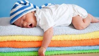 Поза ребенка во время сна(Поза, в которой спит ребенок, говорит о том, как он себя ощущает.