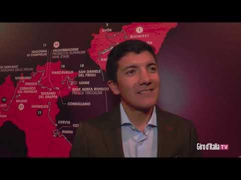 Giro d'Italia 2020 | Richard Carapaz