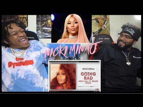 ONIKA is BACK! 😩🔥❤️ | Nicki Minaj - Going Bad REMIX | REACTION