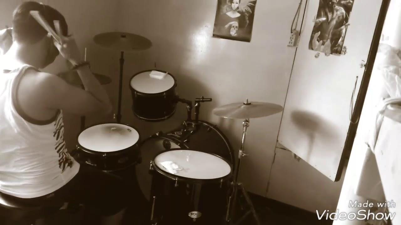 huling sayaw drum cover