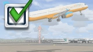 FSX Missions: Rome - Naples Airline Run