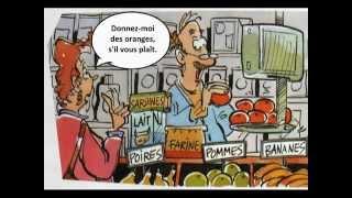 Видеоурок французского: В бакалее