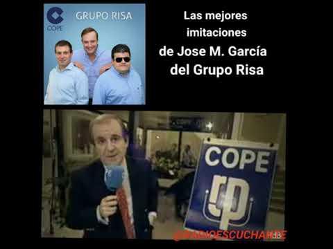 Las mejores imitaciones a Jose María García
