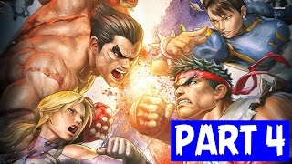 Street Fighter X tekken PC XBOX PS3 Gameplay HD Review PART 4