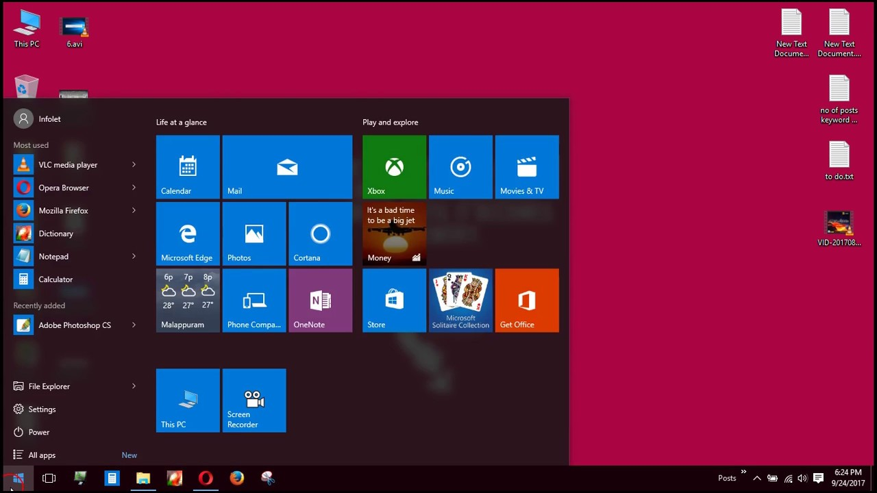 How To Remove Search Bar On Windows 10 Startbar
