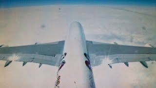 Air France A380 - From Paris CDG to New York JFK in -7 min.
