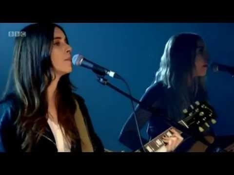 HAIM  BBC 6 Music Festival  2014 Part 1