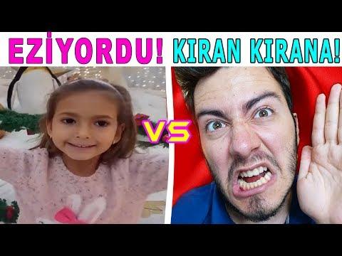 Prenses Elif vs Enes Batur /Youtube ŞAMPİYONLARI