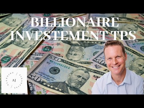 Want to know investment picks from a billionaire?