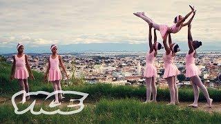 Dancing through Gunshots in Brazil's Favelas