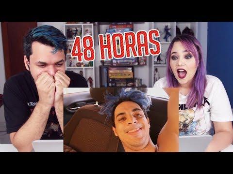 REACT ELE MOROU NO NOSSO CARRO POR 48 HORAS (Lukas Batista)