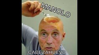 BROMA TELEFÓNICA: Manolo Cabezahuevo, soy tu ano (COMPLETO)