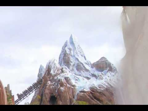 EXPEDITION EVEREST: Anandapur Atmosphere Music