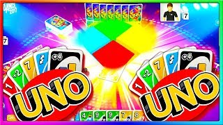 MY FRIENDS ARE CHEATERS | UNO Online Game