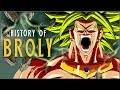 History of Broly (Dragon Ball)