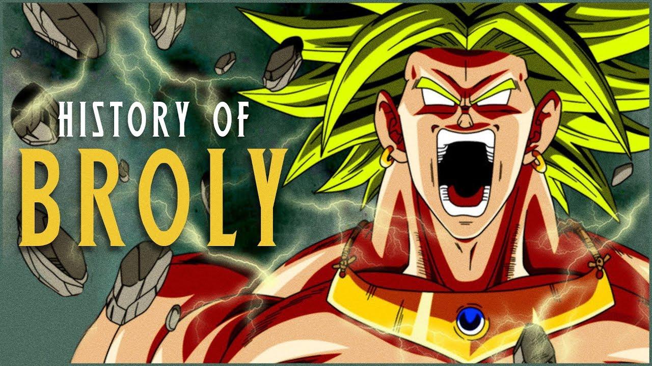 Download History of Broly (Dragon Ball)