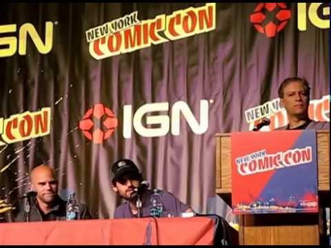 Ghost Rider Spirit of Vengeance Panel NYCC 2011