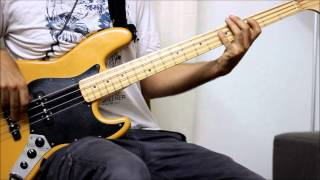 Muse - Hyper Music (Bass Cover) Mp3