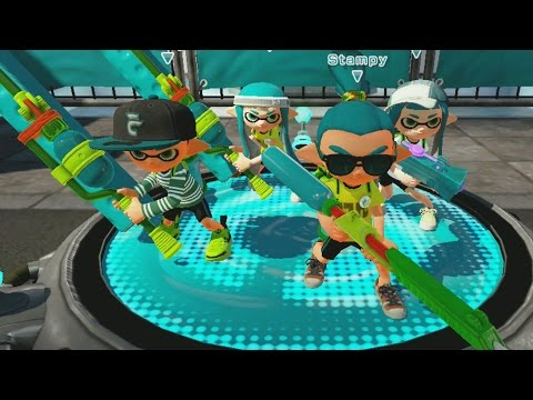 Splatoon – Turf War – Part 1