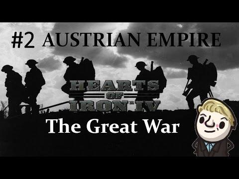 HoI4 - The Great War Mod - Austrian Empire - Part 2