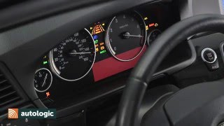 Test the Instrument on BMW F10 Models using Hidden Menus