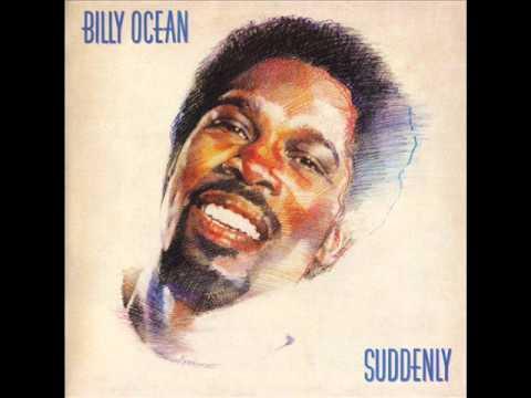 BILLY OCEAN - Dancefloor (1984)