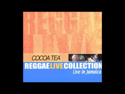 Cocoa Tea   Live in Jamaica   13   Real revolutionnaries