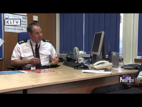Chief Superintendent Tim Kingsman - Divisional Commander Kirklees