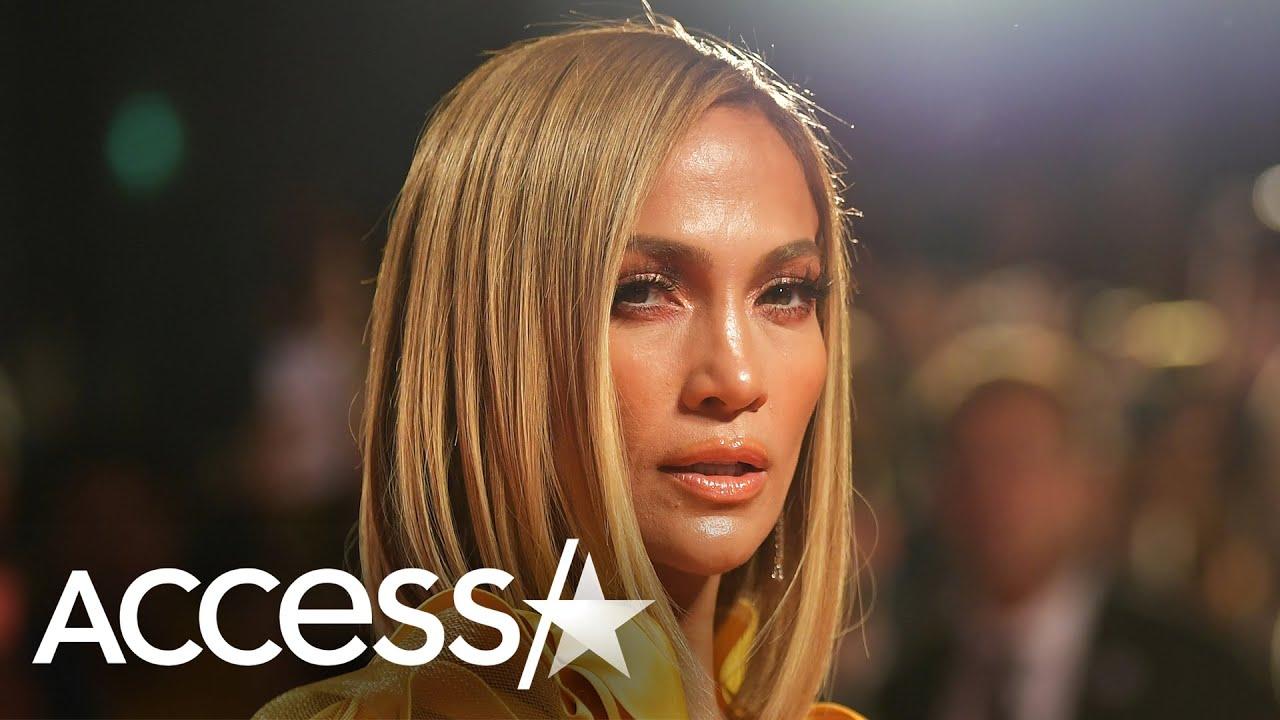 Jennifer Lopez Shuts Down Claim She's Had 'Tons' Of Botox