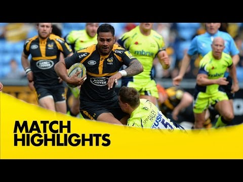 Wasps V Sale Sharks - Aviva Premiership 2015/16
