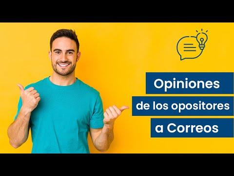 OPINIONES oposiciones CORREOS de gente REAL ⭐   CORREOS EMPLEOS