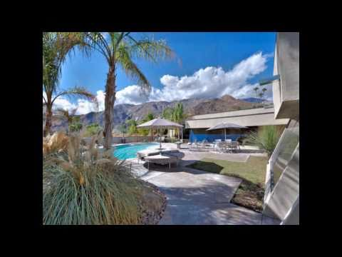 Stunning Palm Springs Modern Home For Sale