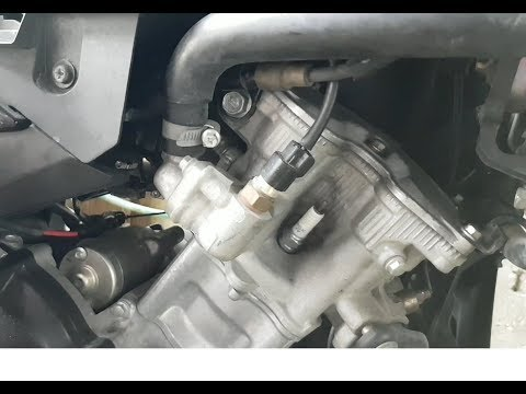 Installing Air filter and NGK Spark plug [] Shout out [] Mototrip [] Episode 18