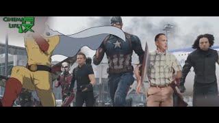 «Первый мститель  Противостояние»Ну очень странный трейлер О_о(Cinemalife RUS ed.)