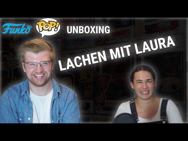 LACHEN MIT LAURA - FUNKO POP UNBOXING