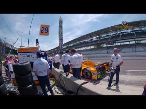 Fernando Alonso - Día 8 - Indy 500